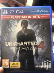 Uncharted 4 | Video Games for sale in Greater Accra, East Legon
