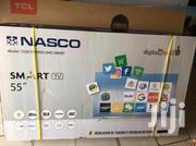 Nasco UHD 4K Smart Android Curved LED 55Q9 Tv 55 Inches | TV & DVD Equipment for sale in Greater Accra, Adabraka