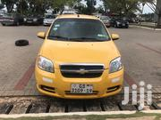 Chevrolet Aveo 2010 Yellow | Cars for sale in Greater Accra, East Legon