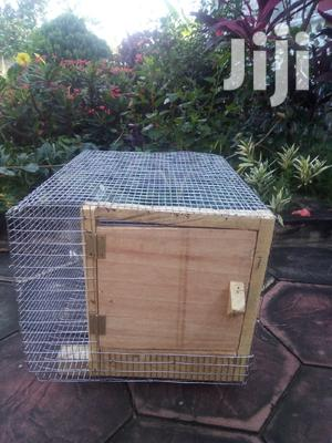 Single Cage for Pet Rabbits