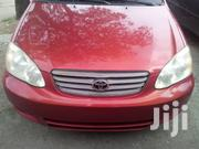 Toyota Corolla 2001 Sedan Red | Cars for sale in Greater Accra, Tema Metropolitan