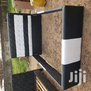 Brand New White and Black Bed | Furniture for sale in Greater Accra, Dzorwulu