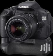Canon 600D + Battery Grip + Two Batteries | Photo & Video Cameras for sale in Volta Region, Ho Municipal
