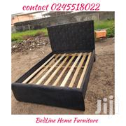 Brand New Fabric Bed❤❤🖤🖤 | Furniture for sale in Greater Accra, Labadi-Aborm