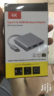 Type C Multi Port Adapter Type C | Accessories for Mobile Phones & Tablets for sale in Greater Accra, Ga South Municipal