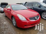 Nissan Altima 2009 Coupe 2.5 S Red   Cars for sale in Volta Region, North Tongu