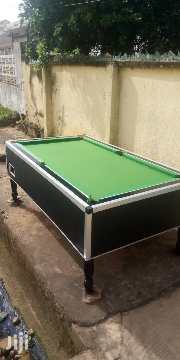 Archive: Standard Pool Table/Snooker