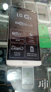 LG G3 32 GB White | Mobile Phones for sale in Greater Accra, Kokomlemle