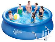 13ft Inflatable Swimming Pool With Ladder | Sports Equipment for sale in Greater Accra, Nungua East