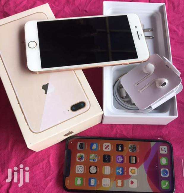 Archive: New Apple iPhone 8 Plus 256 GB Gold