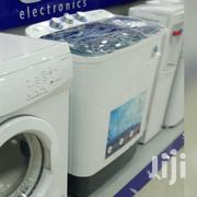 Nasco 10 Kg Twin Tub Washing Machine Power Air Dry | Home Appliances for sale in Greater Accra, Kokomlemle