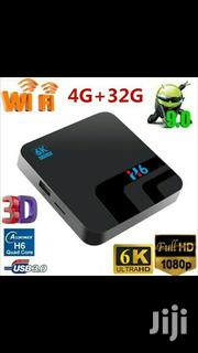 H6 Android Smart TV Box | TV & DVD Equipment for sale in Greater Accra, Achimota