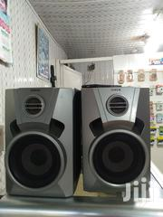 Two Sony Powerfull Home Speakers For Sale | Audio & Music Equipment for sale in Greater Accra, Ga East Municipal