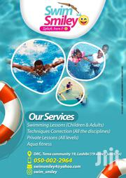Swim Smiley Service | Fitness & Personal Training Services for sale in Greater Accra, Tema Metropolitan