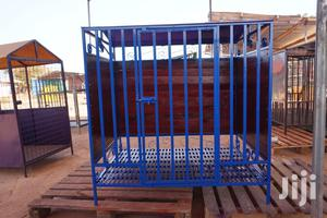 Anti Rust Coated Dog Cages