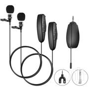 2 Lavalier / Lapel Microphone for Phones Cameras Computers Speakers | Audio & Music Equipment for sale in Greater Accra, Accra Metropolitan