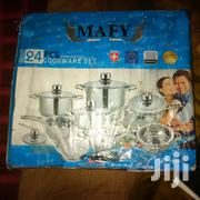 New In Box 24 Piece Set Of Cooking Pots And Pans | Kitchen & Dining for sale in Central Region, Awutu-Senya