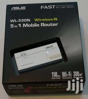 ASUS Access Point 5-in-1 Wireless-n150 Mobile Router IEEE 802.11b/G/N | Computer Accessories  for sale in Greater Accra, Abelemkpe