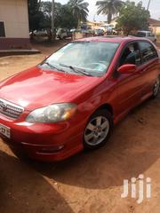 Toyota Corolla 2008 Red | Cars for sale in Eastern Region, New-Juaben Municipal
