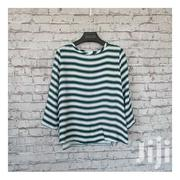 Striped Chiffon Top   Clothing for sale in Greater Accra, Tesano