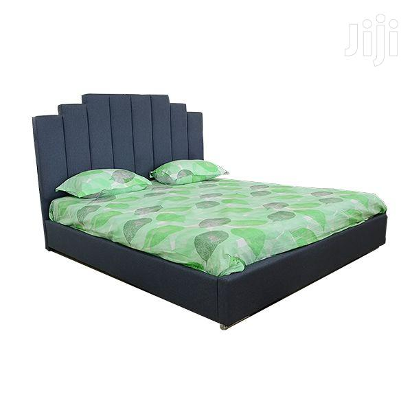 New Bed King Size Grey
