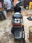Bourget 2015 Silver | Motorcycles & Scooters for sale in Kanda Estate, Greater Accra, Ghana