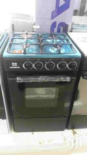 Sniper Nasco 4 Burner Gas Oven 55*50 Black | Restaurant & Catering Equipment for sale in Greater Accra, Kokomlemle