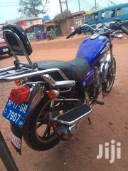 Haojue DK150 HJ150-30 2017 Blue | Motorcycles & Scooters for sale in Greater Accra, Ga East Municipal