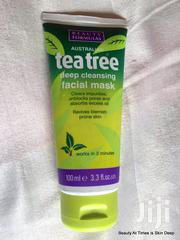 Tea Tree Facial Scrub | Skin Care for sale in Greater Accra, Adenta Municipal