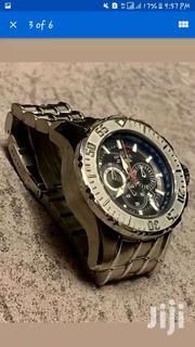 MENS INVICTA RESERVE CHRONOGRAPH 100 MT MODEL 0499 MINT CONDITION   Hair Beauty for sale in Greater Accra, Achimota
