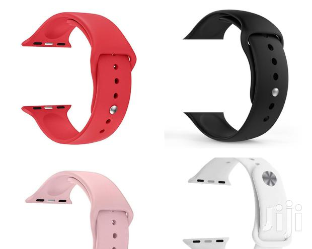 Replacement Silicone Strap For Apple Watches