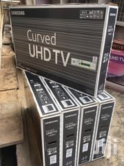 """SAMSUNG 49"""" Curve 4K Smart Tv 