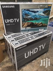 """Samsung 43"""" Uhd 4K Smart TV 