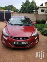 Hyundai Elantra 2014 Red | Cars for sale in Central Region, Awutu-Senya