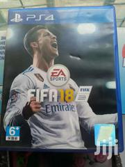 PS4 FIFA 18 CD | Video Game Consoles for sale in Greater Accra, Lartebiokorshie