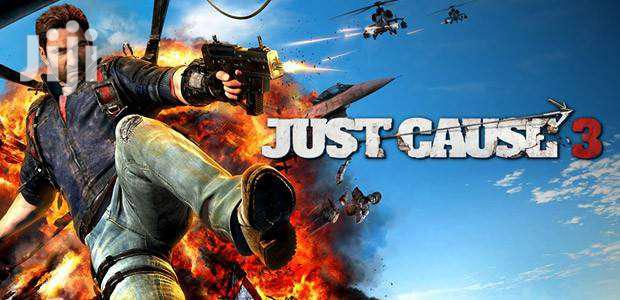 Archive: Just Cause 3  Pc Game