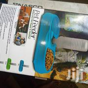 New Dog Feeder With Chain | Pet's Accessories for sale in Greater Accra, Cantonments