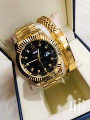 Original Gold Rolex Watch With Rolex | Watches for sale in Greater Accra, Dansoman