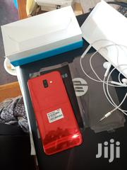 New Samsung Galaxy J6 Plus 32 GB Red   Mobile Phones for sale in Ashanti, Sekyere East