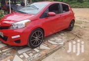 Toyota Yaris 2014 Red   Cars for sale in Greater Accra, Adabraka