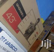 """New TCL 43"""" Smart Andriod Digital Satellite LED TV 