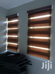 Exclusive Brown Window Curtains Blinds | Windows for sale in Greater Accra, Labadi-Aborm