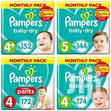 Pampers Baby Diapers   Baby & Child Care for sale in Accra Metropolitan, Greater Accra, Ghana