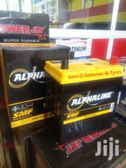 11 Plates Alphaline Car Battery - Free Door Step Delivery | Vehicle Parts & Accessories for sale in Greater Accra, North Kaneshie