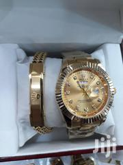 Quality Rolex Watch With Bracelet | Jewelry for sale in Greater Accra, Dansoman