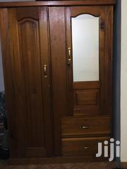 Strong Wood 2in1 Wardrobe | Furniture for sale in Greater Accra, Ga East Municipal