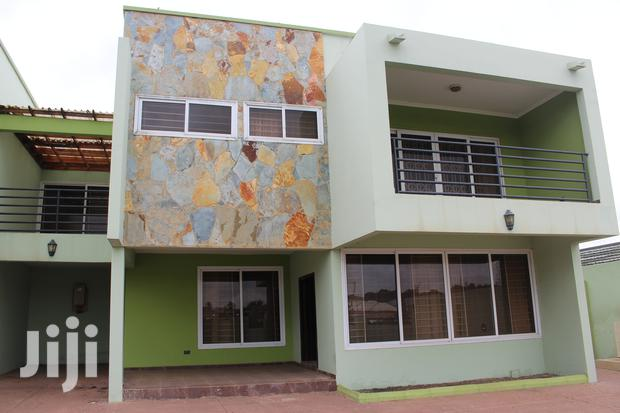 Archive: 4 Bedroom House With an Outhouse for Rent at East Legon