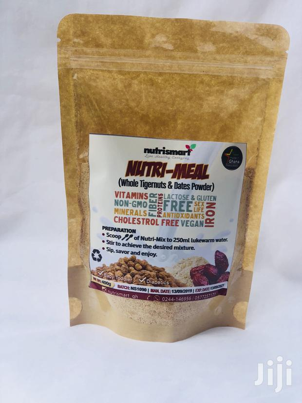 Archive: Nutri Meal( Tigernuts And Dates Powder)