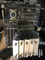ASUS Saterbooth X58 Motherboard With I7 Processor   Computer Hardware for sale in Greater Accra, Cantonments