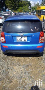 Kia Picanto 2010 1.1 EX Automatic Blue | Cars for sale in Greater Accra, Ledzokuku-Krowor